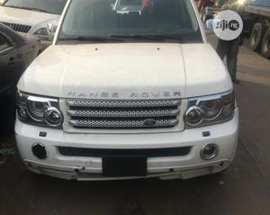 Land Rover Range Rover Sport 2008 4.2 V8 SC White   Cars for sale in Oyo State, Ibadan