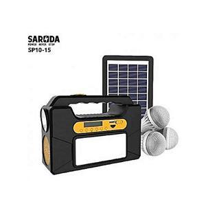 Sp10-15 Solar Power Rechargeable Power Kit | Solar Energy for sale in Lagos State, Lagos Island (Eko)