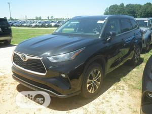 Toyota Highlander 2020 XLE AWD Black   Cars for sale in Lagos State, Agege