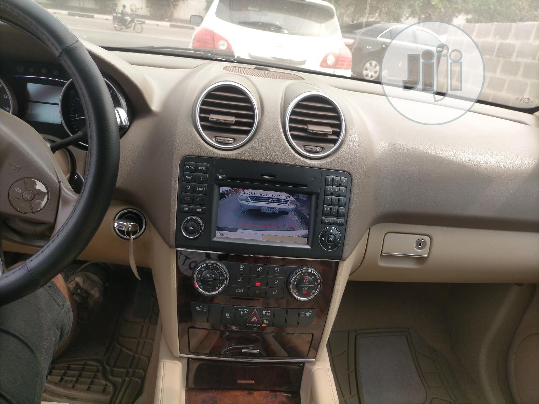 Mercedes-Benz M Class 2011 ML 350 4Matic Black | Cars for sale in Ikeja, Lagos State, Nigeria