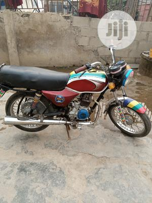 Bajaj Boxer 2016 Red   Motorcycles & Scooters for sale in Ondo State, Akure
