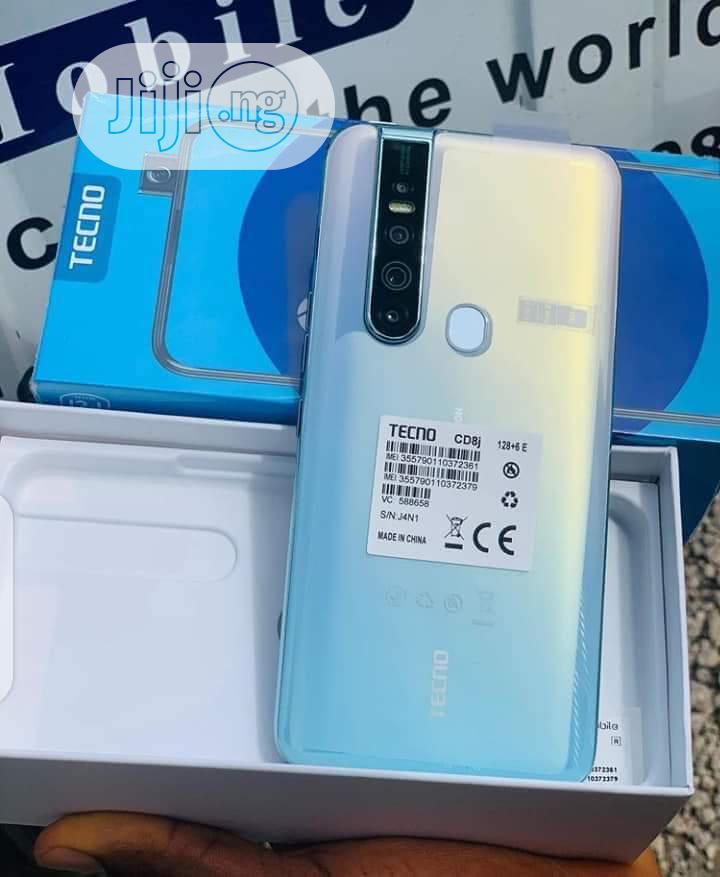 Tecno Camon 15 Premier 128 GB White | Mobile Phones for sale in Wuse, Abuja (FCT) State, Nigeria