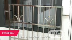 Stainless Burglary Window | Building Materials for sale in Abuja (FCT) State, Garki 1