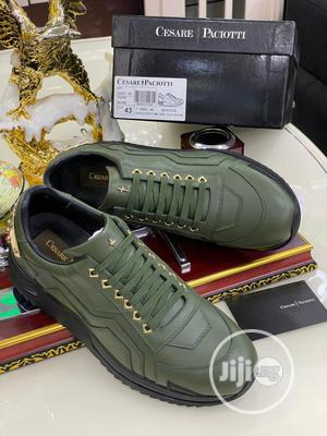 Original Cesare Paciotti Sneakers Available in All Sizes | Shoes for sale in Lagos State, Lagos Island (Eko)