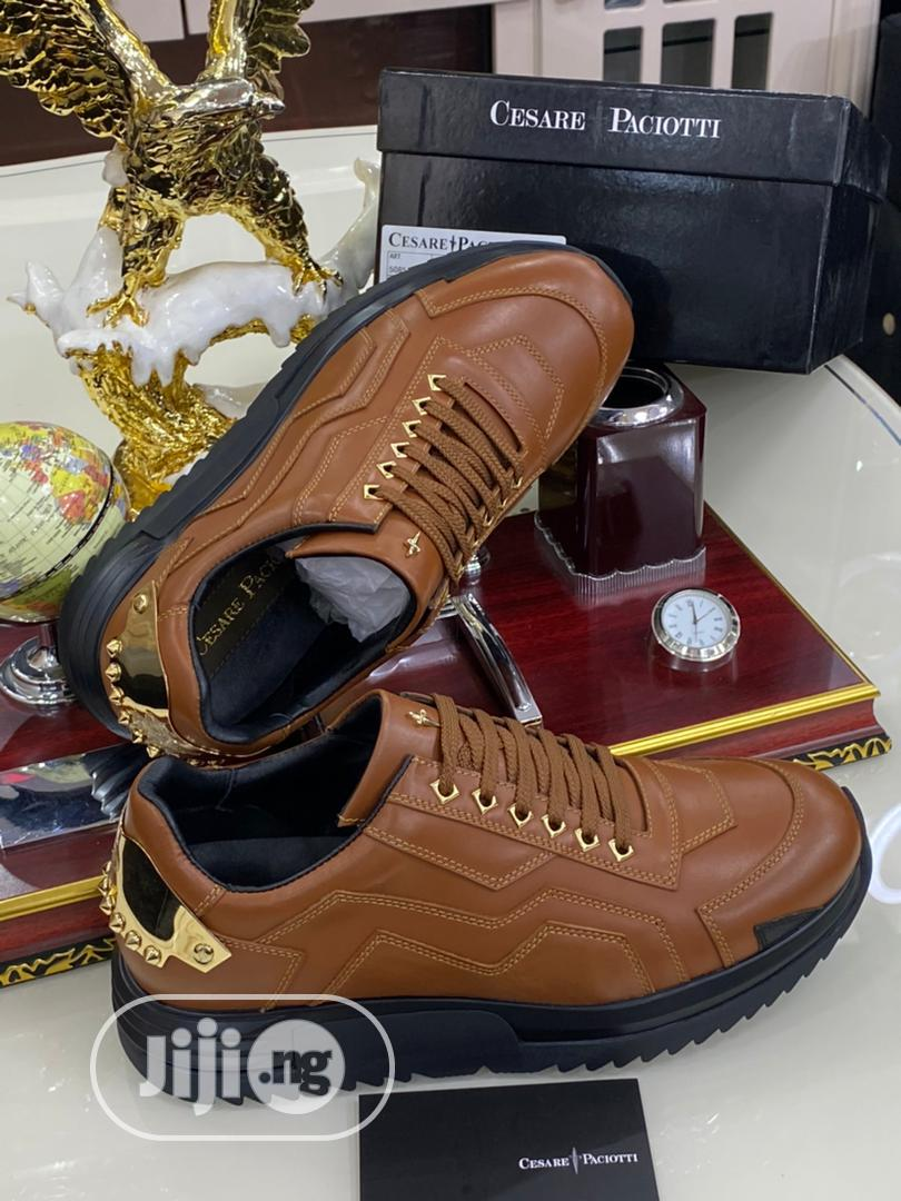 Original Cesare Paciotti Sneakers Available in All Sizes | Shoes for sale in Lagos Island (Eko), Lagos State, Nigeria