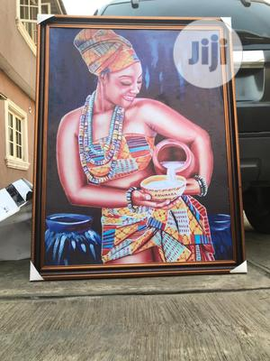 Large African Woman Art Work | Arts & Crafts for sale in Lagos State, Agege