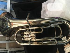 High Quality Euphonium Silver   Musical Instruments & Gear for sale in Lagos State, Ojo