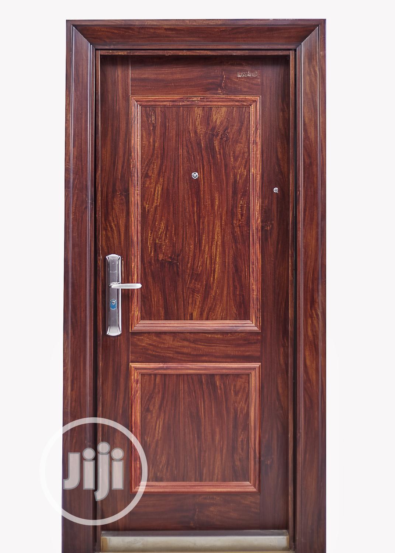 Sd060 Security Door