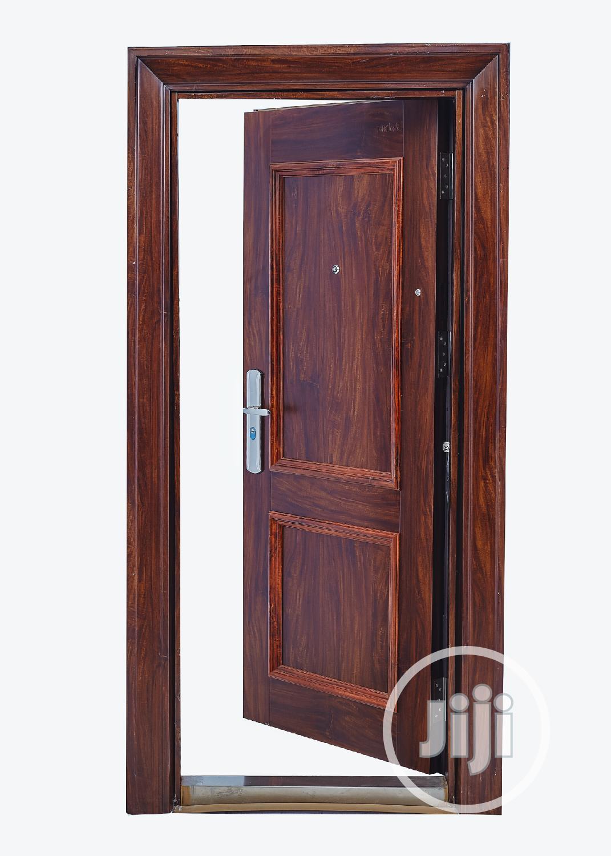 Sd060 Security Door | Doors for sale in Warri, Delta State, Nigeria