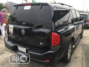 Nissan Armada 2008 Black | Cars for sale in Rivers State, Port-Harcourt