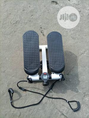 New Standard Exercise Mini Stepper | Sports Equipment for sale in Rivers State, Port-Harcourt
