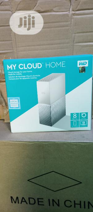 WD My Cloud Home 8tb   Computer Accessories  for sale in Lagos State, Ikeja