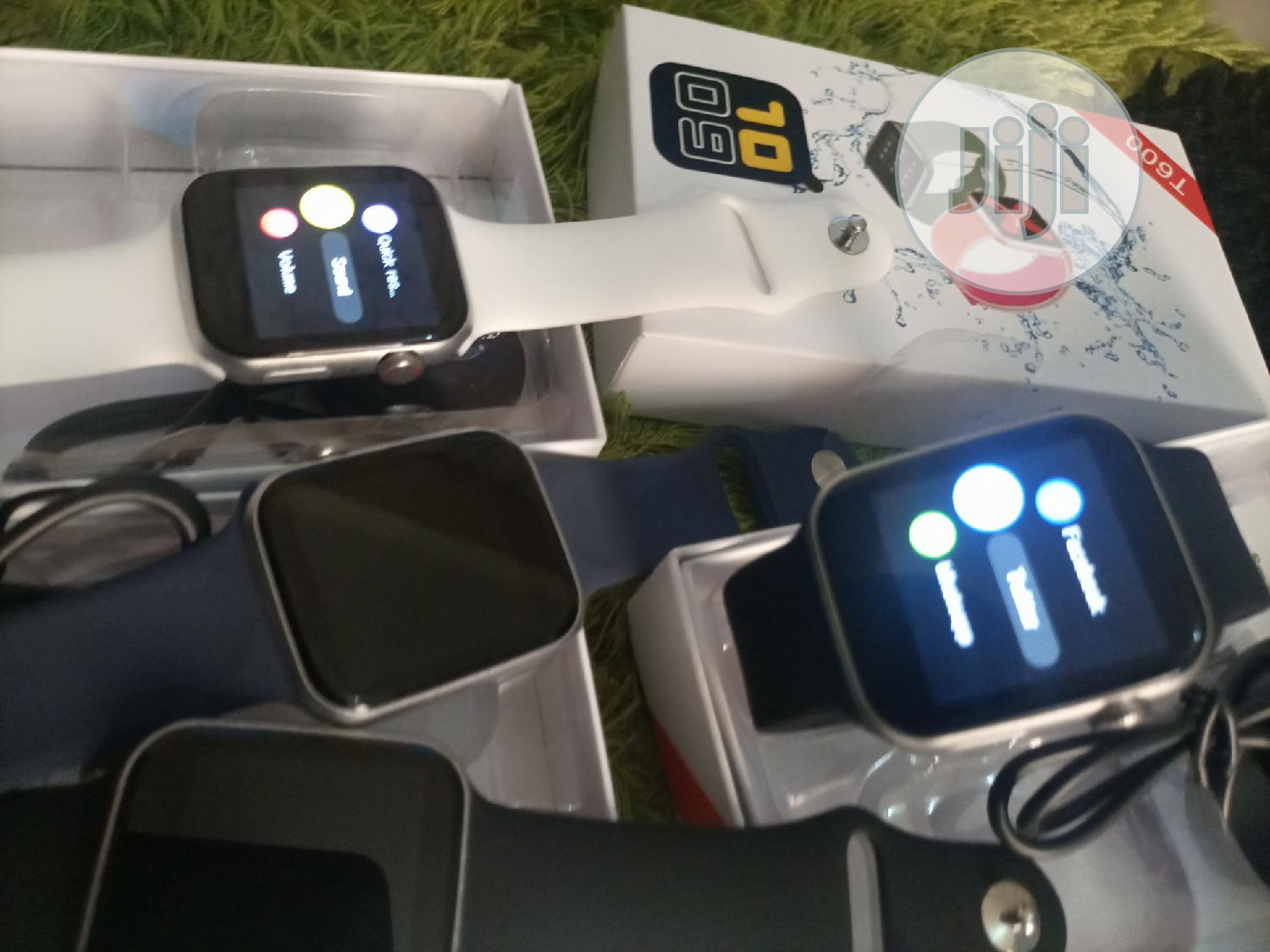 Series 6 Smart Watch(AT2)   Smart Watches & Trackers for sale in Obio-Akpor, Rivers State, Nigeria