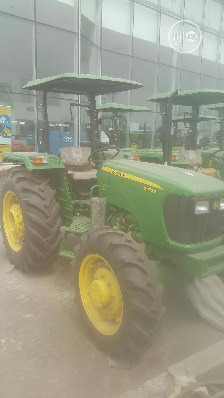 New John Deere 75HP Tractor