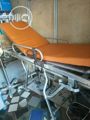 Ambulance Stretcher   Medical Supplies & Equipment for sale in Lagos State, Mushin