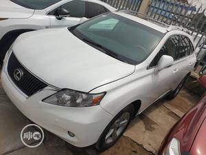 Lexus RX 2010 350 Brown | Cars for sale in Lagos State, Amuwo-Odofin