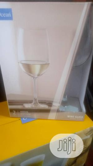 6pcs Breakable Wine Glass Cup | Kitchen & Dining for sale in Lagos State, Lagos Island (Eko)