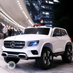 Mercedes Benz Glb Ride on for Kids White/Black/Red Age 1-6 | Toys for sale in Lagos State, Alimosho