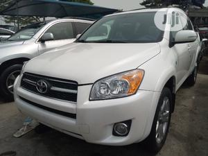 Toyota RAV4 2010 2.5 Limited White   Cars for sale in Lagos State, Apapa