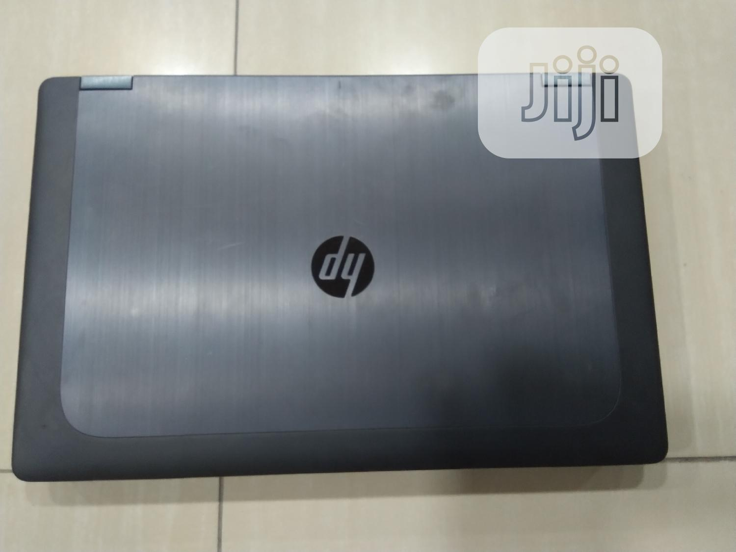Laptop HP ZBook 15 16GB Intel Core I7 HDD 1T | Laptops & Computers for sale in Ikeja, Lagos State, Nigeria