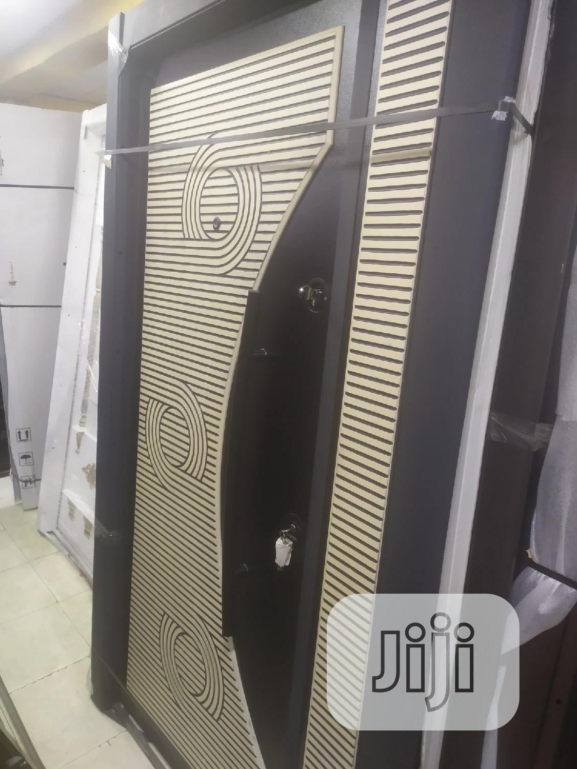 Archive: 4ft Turkey Entrance Door With Black Strips