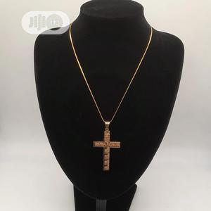 Gorgeous Steel Chain With Xuping Pendant for Men | Jewelry for sale in Enugu State, Enugu