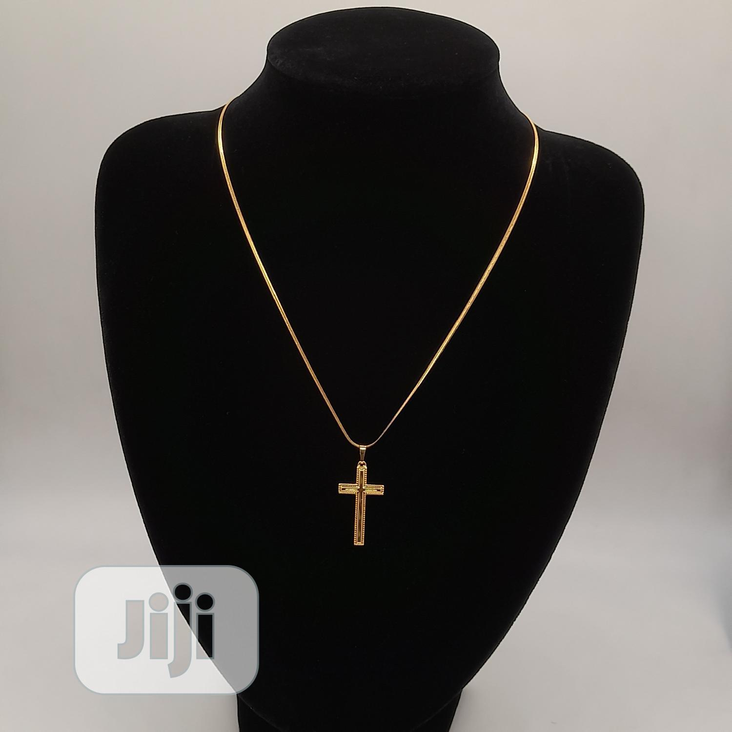 Gorgeous Unisex Steel Chain With Xuping Pendant