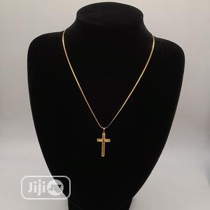 Gorgeous Unisex Steel Chain With Xuping Pendant | Jewelry for sale in Enugu State, Enugu