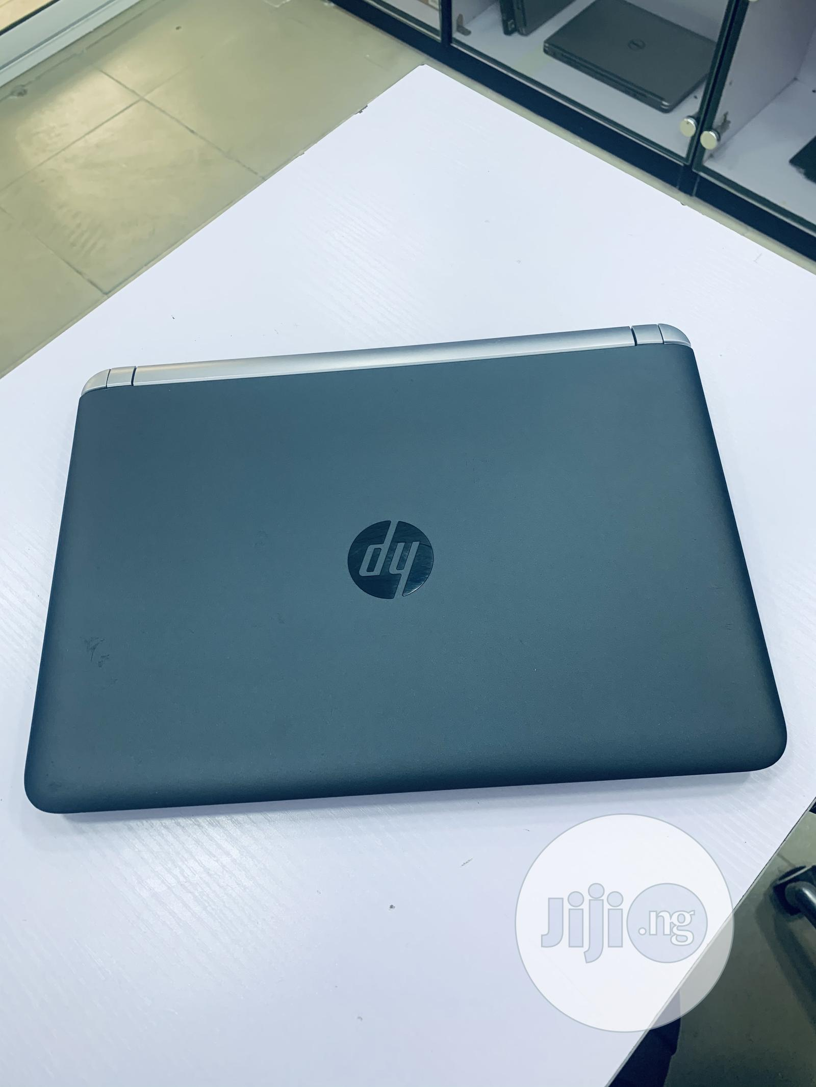 Laptop HP ProBook 440 G3 4GB Intel Core I5 HDD 500GB | Laptops & Computers for sale in Ikeja, Lagos State, Nigeria