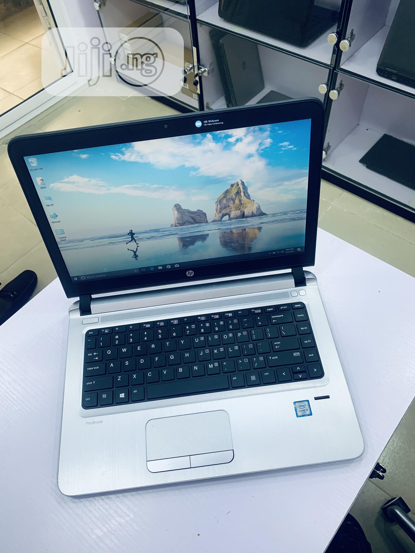 Laptop HP ProBook 440 G3 4GB Intel Core I5 HDD 500GB
