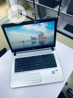 Laptop HP ProBook 440 G3 4GB Intel Core I5 HDD 500GB | Laptops & Computers for sale in Lagos State, Ikeja