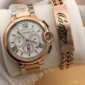 Cartier Wrist Watch and Bracelet | Watches for sale in Lagos State, Ajah