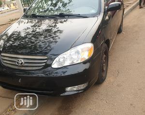 Toyota Corolla 2004 Black | Cars for sale in Abuja (FCT) State, Garki 2
