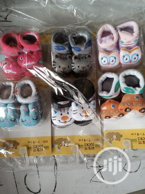 Baby Socks Booties   Children's Shoes for sale in Lagos State, Ifako-Ijaiye