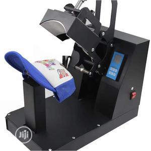 OMEGA Cap Press Machine | Printing Equipment for sale in Lagos State, Lagos Island (Eko)