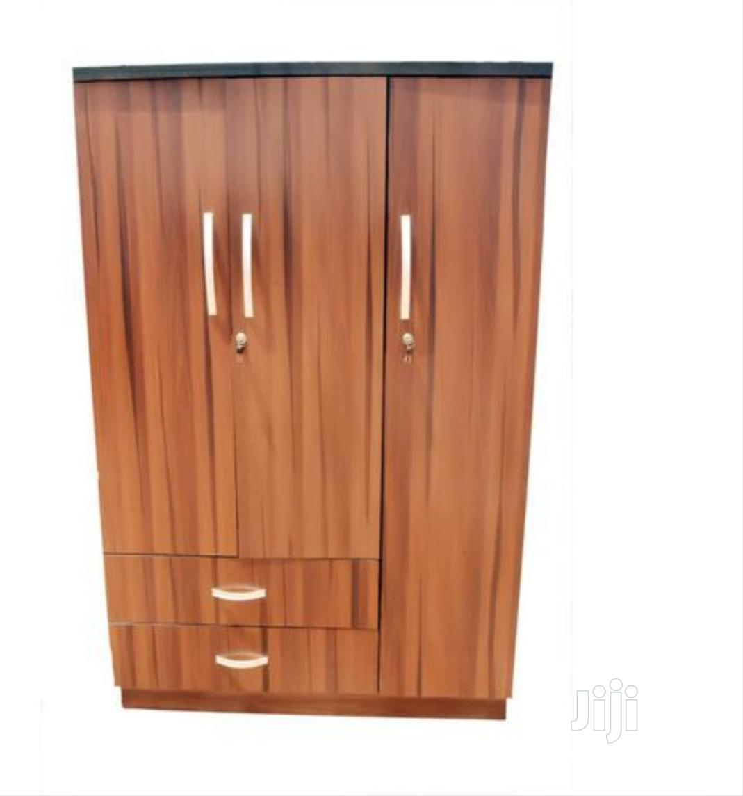 Standard Wooden Wardrobe