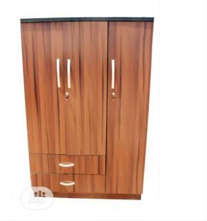 Standard Wooden Wardrobe   Furniture for sale in Lagos State, Amuwo-Odofin