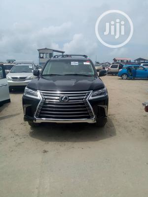 New Lexus LX 2016 570 Base Black | Cars for sale in Abuja (FCT) State, Central Business District