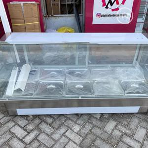 Curved Glass Imported Food Warmer | Restaurant & Catering Equipment for sale in Lagos State, Ojo