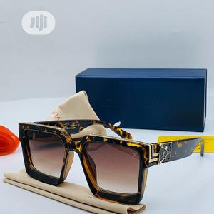 LV Big Frame Unisex Sunglasses | Clothing Accessories for sale in Lagos State, Alimosho