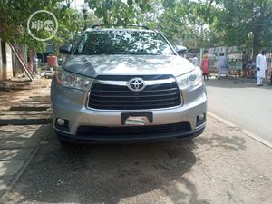 Toyota Highlander 2015 Gold   Cars for sale in Abuja (FCT) State, Garki 2