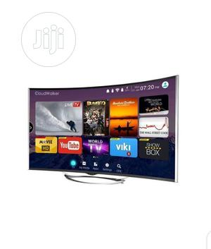Polystar 40 Inches Curve Smart TV + Netflix | TV & DVD Equipment for sale in Lagos State, Ikeja