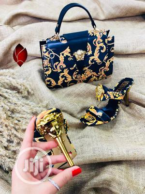 Versace Bag and Shoe   Bags for sale in Lagos State, Magodo
