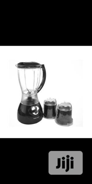 Master Chef 3 in 1 Electric Blender With Mill-1.5 Lt   Kitchen Appliances for sale in Lagos State, Ifako-Ijaiye