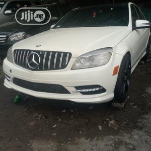 Mercedes-Benz C350 2011 White   Cars for sale in Lagos State, Apapa