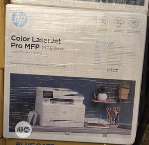 HP Color Laserjet Pro MFP M282nw | Printers & Scanners for sale in Lagos State, Ikeja