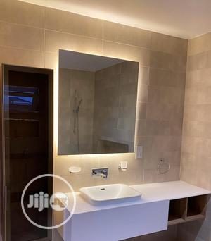 Bathroom Cabinets With Countertop Wash Hand Basin | Furniture for sale in Lagos State, Victoria Island
