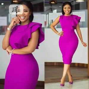 Bodycorn Dresses Women's Casual Midi Dress for Women | Clothing for sale in Lagos State, Lekki