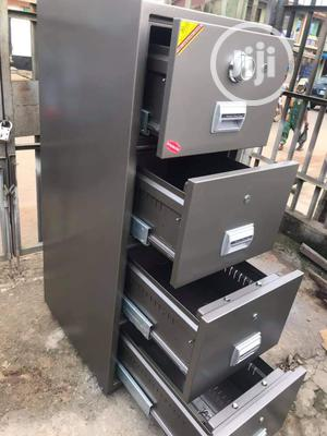 Brand New 4 Drawers Fireproof Safe   Safetywear & Equipment for sale in Lagos State, Yaba