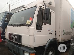 MAN Container Body Truck White | Trucks & Trailers for sale in Lagos State, Apapa